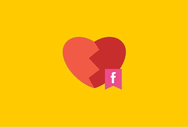 ¿Facebook se entera de tus citas amorosas ocasionales?