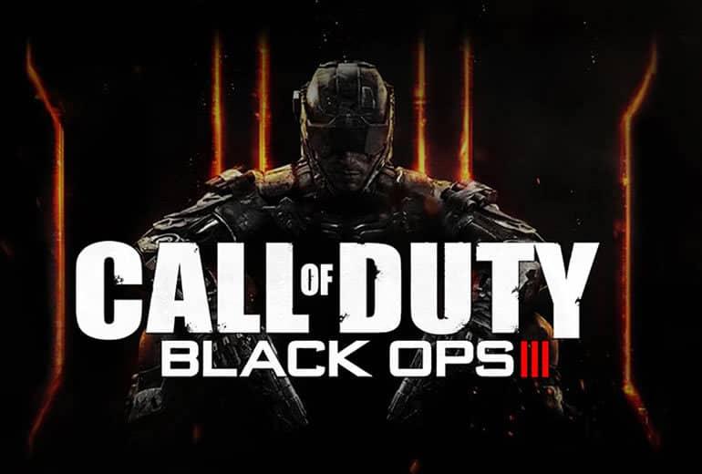 Llega Call of Duty Black Ops III