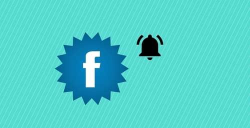 Facebook prueba nuevos tipos de notificaciones