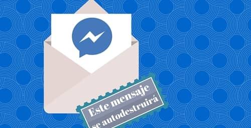 "Facebook prueba sus mensajes ""autodestruibles"""