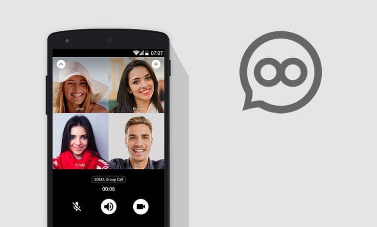 SOMA Messenger la competencia de WhatsApp y Facebook Messenger