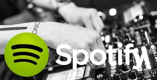 """""""No es posible reproducir la canción actual"""", Spotify"""
