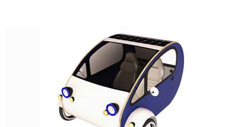 Mö, el primer vehículo solar del mundo que ya es posible comprar