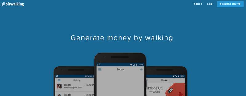 Bitwalking, muévete y gana dinero a cada paso
