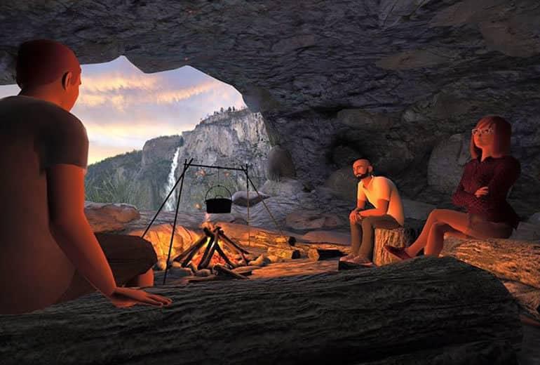 VTime, la primera red social de realidad virtual en el mundo