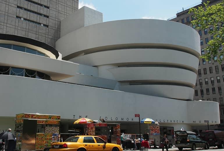 Google Street View te lleva de viaje a conocer el Museo Guggenheim en Nueva York