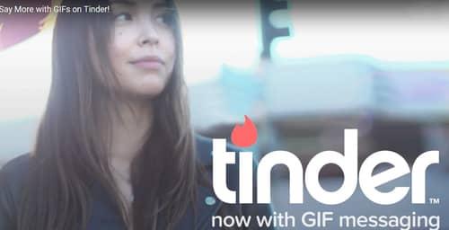 Tinder: nuevos recursos, mensajes más creativos