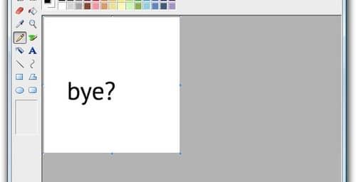 ¿Adiós al Paint de Microsoft?