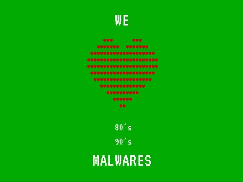 The Malware Museum: Hacer del mal una muestra