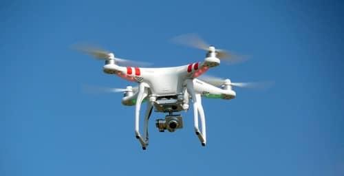 ¡Los drones son furor!
