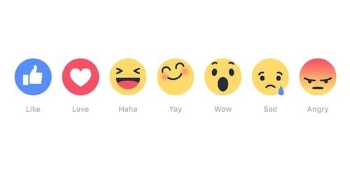"""El """"Me Gusta"""" de Facebook tiene nueva compañía"""