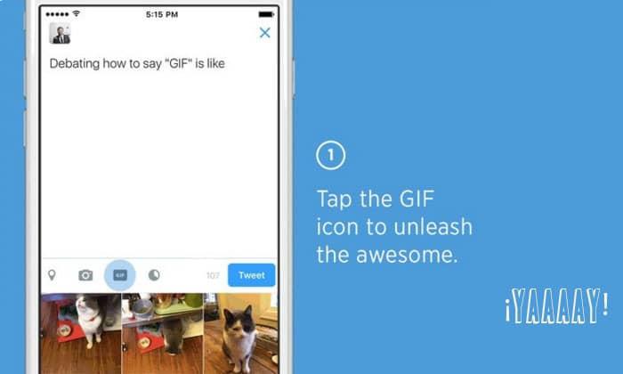 F5 para Twitter: continúan las actualizaciones en la plataforma