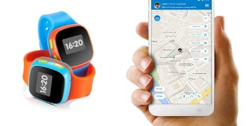 Alcatel Care Time: El reloj inteligente que protege a los niños