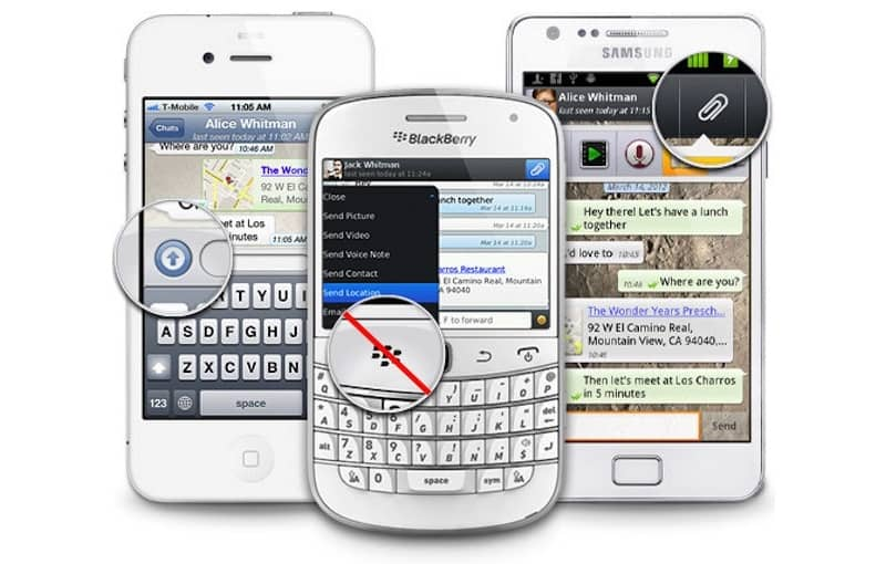 WhatsApp no funcionará más para Blackberry y Nokia