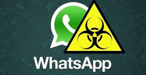 Virus disfrazado de invitación para videollamadas en WhatsApp