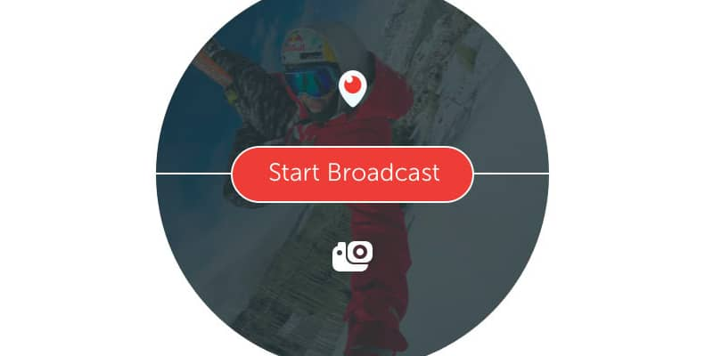 GoPro se suma al streaming con Periscope