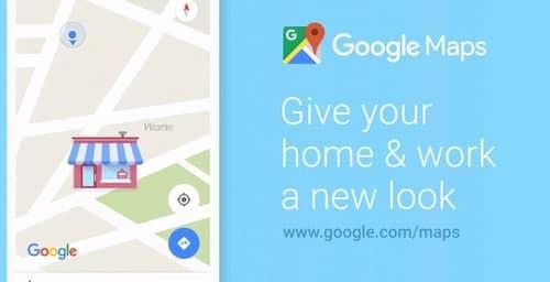 Stickers para Google Maps ¡customiza tus mapas!