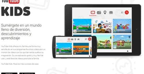 Ahora YouTube Kids en español