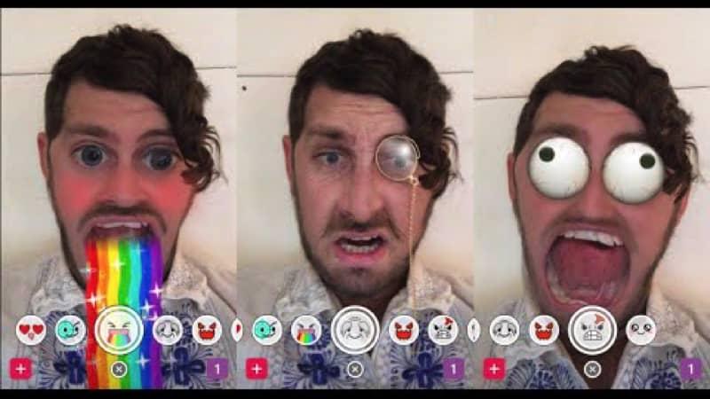 Nuevas funciones en Snapchat