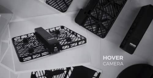 La nueva cámara drone para tomar selfies