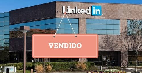 Microsoftcon fuerte presencia en Redes Sociales: Compra LinkedIn