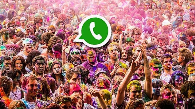 Whatsapp hace hablar a millones