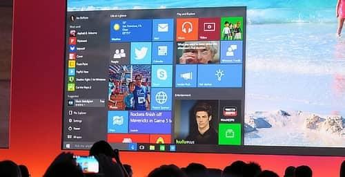 Soluciona los problemas del Menú de Inicio de Windows 10