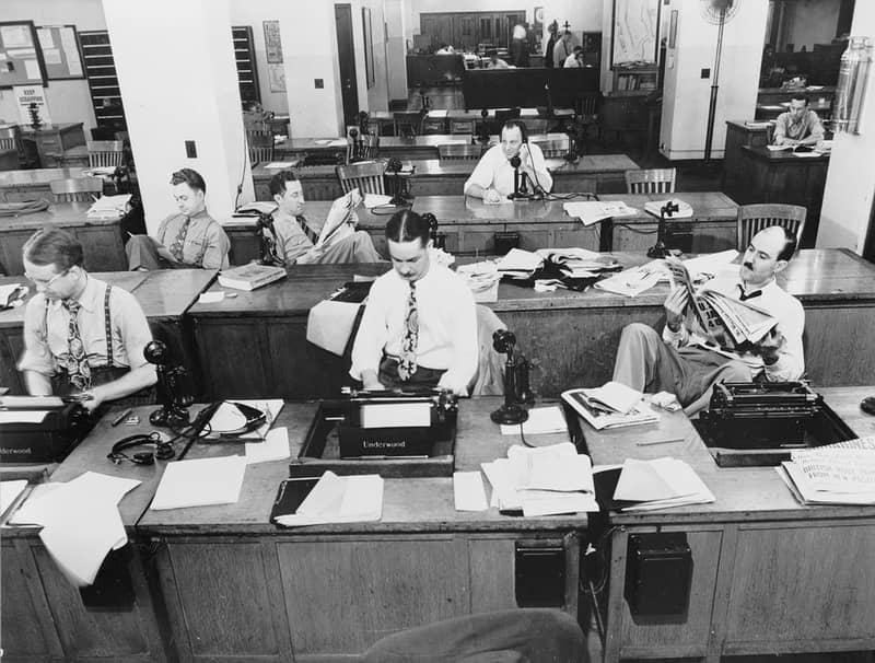 Periodistas… a reinventarse