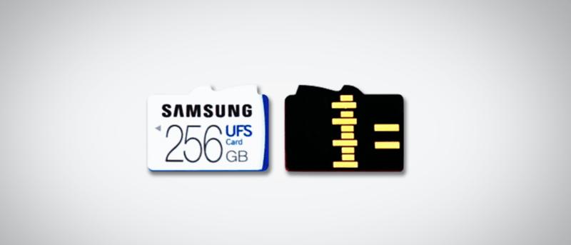 Samsung y sus tarjetas de memoria super rápidas