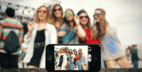 Otra gran alternativa para sacar buenas selfies