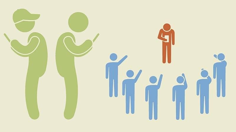 Bulimia Informativa y Adicción al celular: patologías de esta época