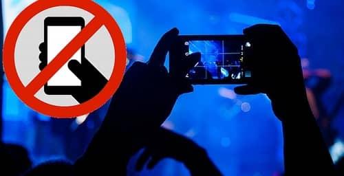 Yondr: la solución al uso del móvil en eventos artísticos