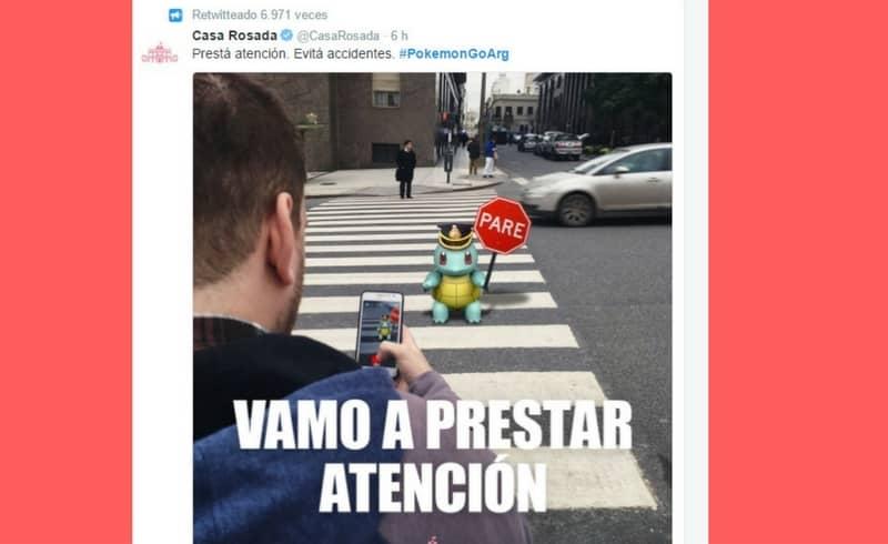 Pokemon Go en Latinoamérica