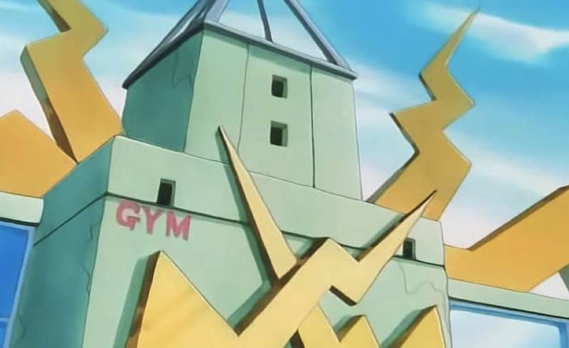 Gimnasio Pokemon Real