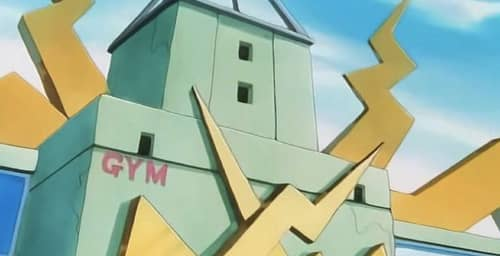 Gimnasio Pokemon Real