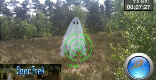 ¡Basta de Pokemon! A cazar fantasmas y tesoros