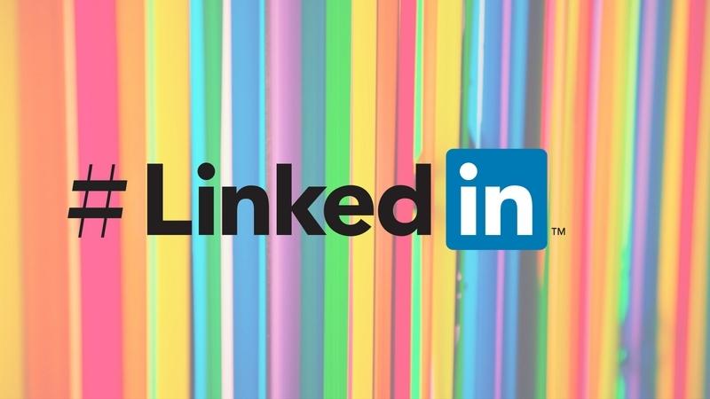 Los hashtgas llegan a LinkedIn