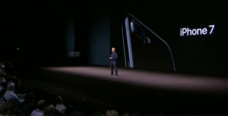 iPhone 7, AppleWatch y un invitado especial en la Gala de Apple