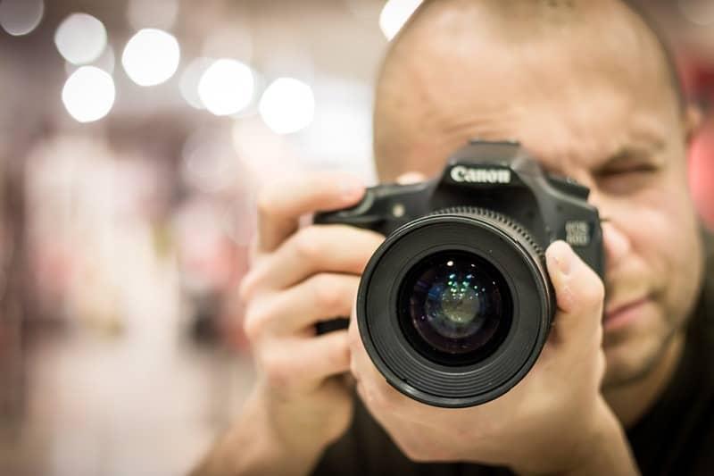 Transfórmate en un fotógrafo profesional