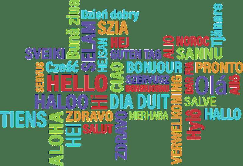 Varias opciones para aprender idiomas en línea