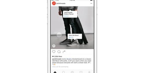 ¡Shopping is coming!: nueva función de compras en Instagram