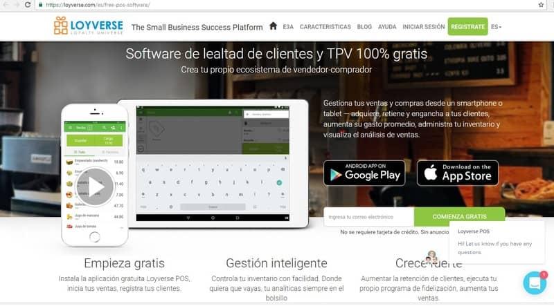 Software de gestión de negocios gratuito
