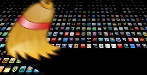 Apple limpia la casa, eliminando cerca de 50 mil apps