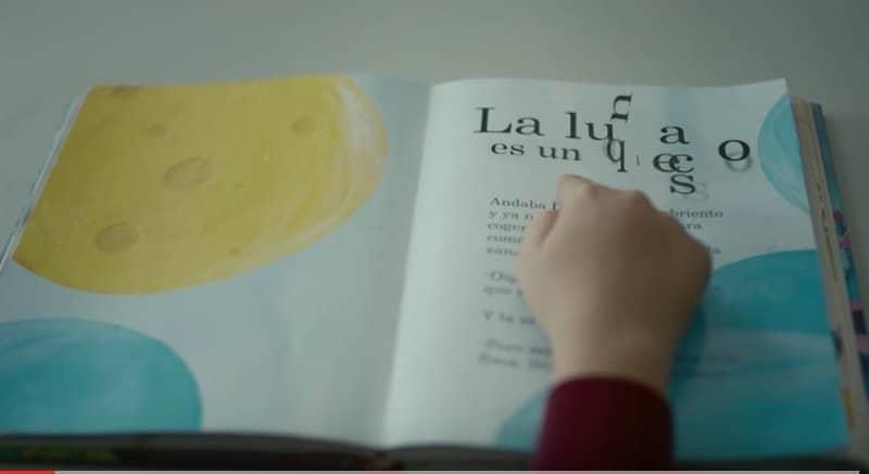 Un juego que te permite detectar la dislexia en los niños