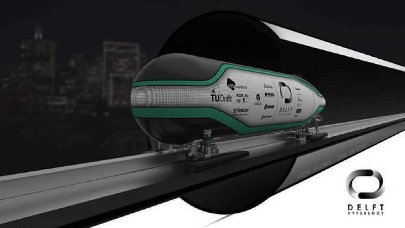 Hyperloop: velocidad, innovación y sueños