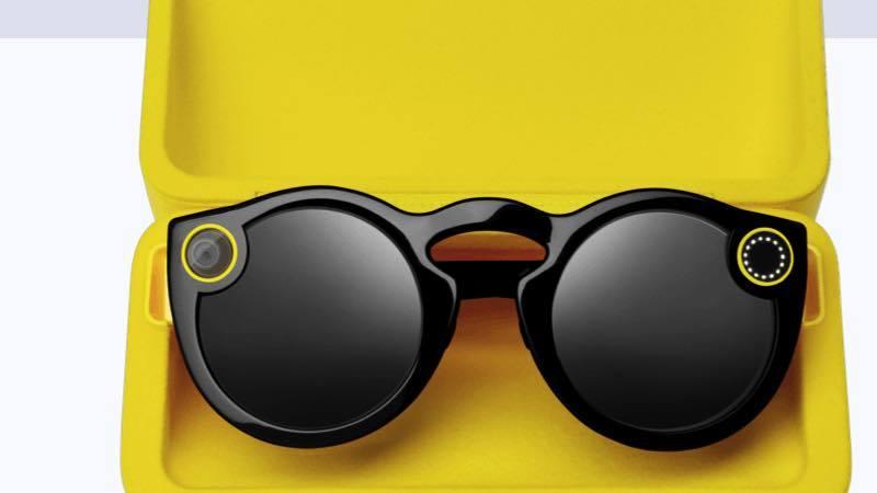 Salieron a la venta los lentes de Snapchat