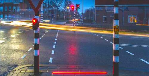 Semáforos para adictos al smartphone