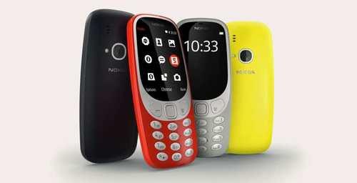 El indestructible Nokia 3310 vuelve al ruedo este año