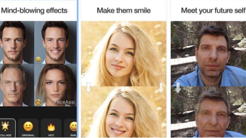 FaceApp llegó a Android