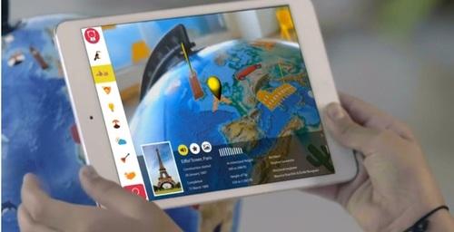 Orboot te enseña geografía con realidad aumentada
